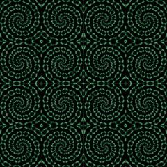 Green Sparkles By Designsdeborah Fabric by Designsdeborah