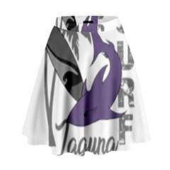 Surf   Laguna High Waist Skirt by Valentinaart