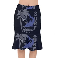 Surf   Laguna Mermaid Skirt by Valentinaart