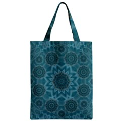 Wood And Stars In The Blue Pop Art Classic Tote Bag by pepitasart