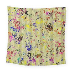Paint Strokes On A Wood Background                   Fleece Blanket by LalyLauraFLM