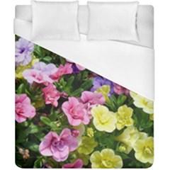 Lovely Flowers 17 Duvet Cover (california King Size) by MoreColorsinLife