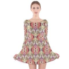 Illustrator Photoshop Watercolor Ink Gouache Color Pencil Long Sleeve Velvet Skater Dress by Mariart