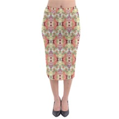 Illustrator Photoshop Watercolor Ink Gouache Color Pencil Midi Pencil Skirt by Mariart