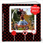 Disneyland Fantastic Holiday - 12x12 Photo Book (20 pages)