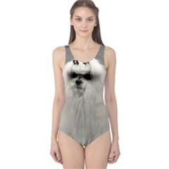 Maltese 2 One Piece Swimsuit