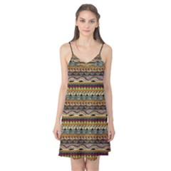 Aztec Pattern Camis Nightgown by BangZart