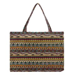 Aztec Pattern Medium Tote Bag