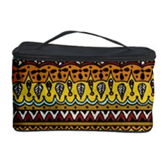 Bohemian Fabric Pattern Cosmetic Storage Case