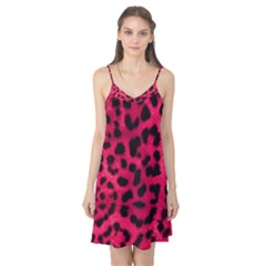 Leopard Skin Camis Nightgown