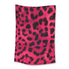 Leopard Skin Small Tapestry by BangZart