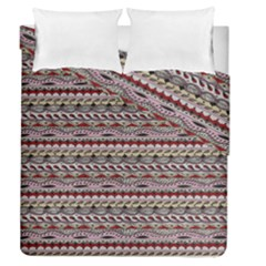 Aztec Pattern Patterns Duvet Cover Double Side (queen Size)