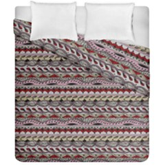 Aztec Pattern Patterns Duvet Cover Double Side (california King Size) by BangZart