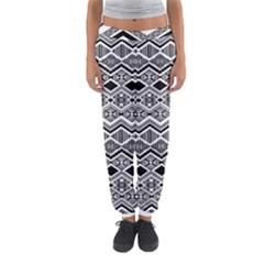 Aztec Design  Pattern Women s Jogger Sweatpants by BangZart
