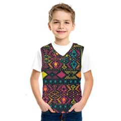 Bohemian Patterns Tribal Kids  Sportswear