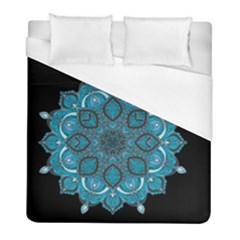 Ornate Mandala Duvet Cover (full/ Double Size) by Valentinaart