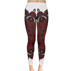 Ornate mandala Leggings