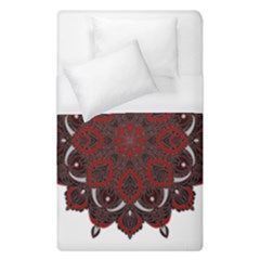 Ornate Mandala Duvet Cover (single Size) by Valentinaart