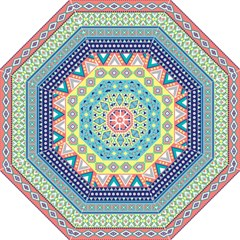 Tribal Print Straight Umbrellas by BangZart