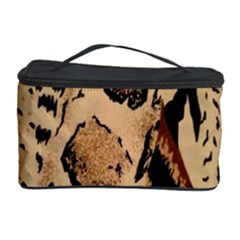 Animal Fabric Patterns Cosmetic Storage Case by BangZart