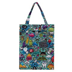 Comics Classic Tote Bag by BangZart
