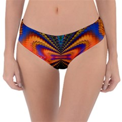 Casanova Abstract Art Colors Cool Druffix Flower Freaky Trippy Reversible Classic Bikini Bottoms