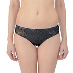 World Map Hipster Bikini Bottoms