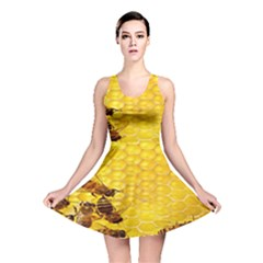 Sweden Honey Reversible Skater Dress