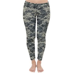 Us Army Digital Camouflage Pattern Classic Winter Leggings