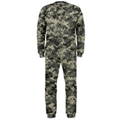 Us Army Digital Camouflage Pattern Onepiece Jumpsuit (men)