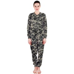 Us Army Digital Camouflage Pattern Onepiece Jumpsuit (ladies)