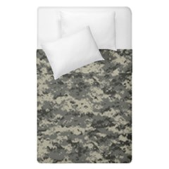 Us Army Digital Camouflage Pattern Duvet Cover Double Side (single Size) by BangZart