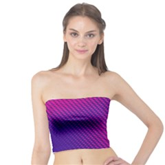 Purple Pink Dots Tube Top