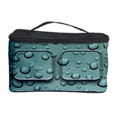 Water Drop Cosmetic Storage Case by BangZart