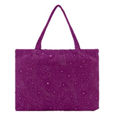 Awesome Allover Stars 01e Medium Tote Bag by MoreColorsinLife