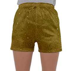 Awesome Allover Stars 01c Sleepwear Shorts