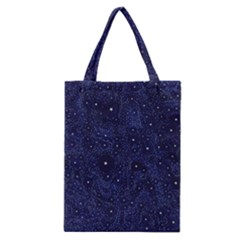 Awesome Allover Stars 01b Classic Tote Bag by MoreColorsinLife