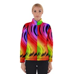 Colorful Vertical Lines Winterwear