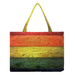 Five Wall Colour Medium Tote Bag by BangZart
