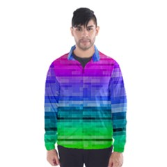 Pretty Color Wind Breaker (men) by BangZart