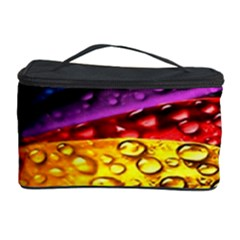 Abstract Flower Cosmetic Storage Case by BangZart