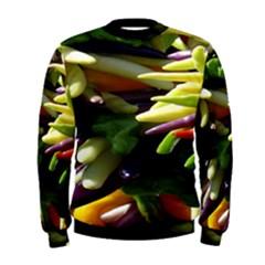 Bright Peppers Men s Sweatshirt