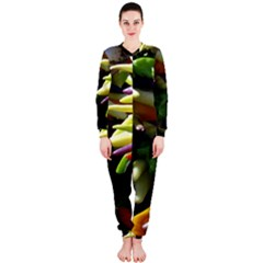Bright Peppers Onepiece Jumpsuit (ladies)