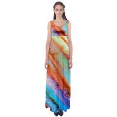 Cool Design Empire Waist Maxi Dress