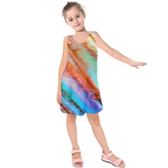 Cool Design Kids  Sleeveless Dress