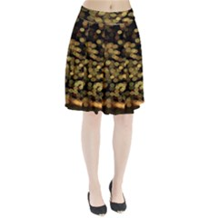 Blurry Sparks Pleated Skirt