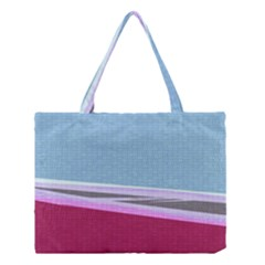Cracked Tile Medium Tote Bag