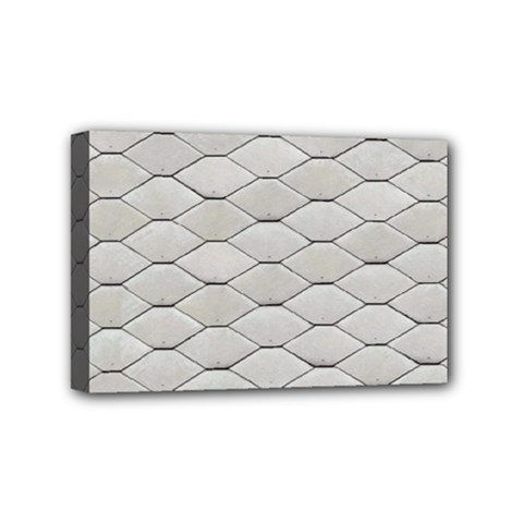 Roof Texture Mini Canvas 6  X 4