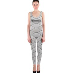 Roof Texture Onepiece Catsuit