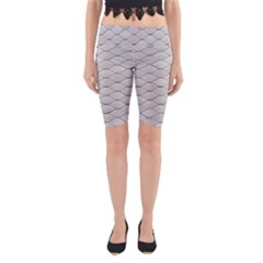 Roof Texture Yoga Cropped Leggings